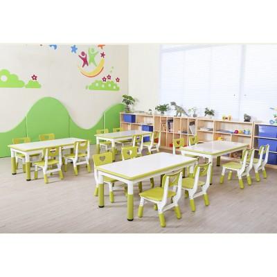 幼稚園幼教兒童學習課桌椅