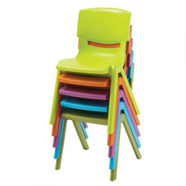 人體工學環保塑膠椅