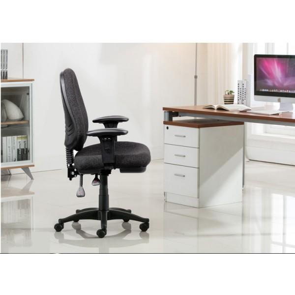 座椅電腦椅家用轉椅辦公椅現代簡約職員椅可升降靠背椅懶人小椅子