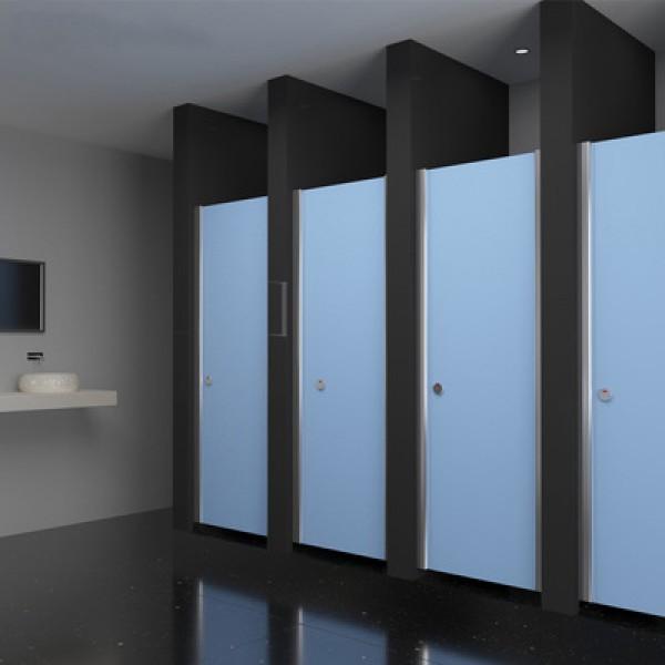 學校防水成品衛生間隔板