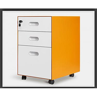 現代簡約鋼制高端創意支持定制款辦公室活動櫃
