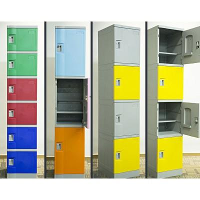 學校教室學生儲物櫃 幼兒園書包櫃高檔abs全塑料溫泉汗蒸館更衣櫃