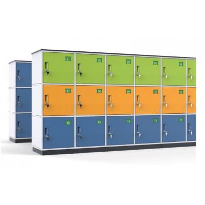 ABS門板學生儲物櫃
