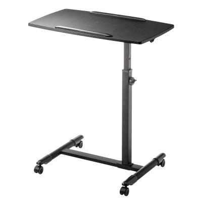 4檔高度調節移動電腦桌