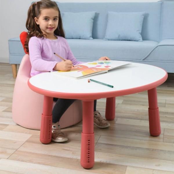 兒童桌花生桌韓國風寶寶桌遊戲桌可升降學習桌