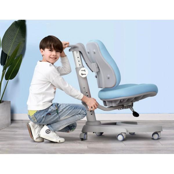 兒童學習椅學生寫字椅家用書桌靠背椅坐姿矯正升降電腦椅子