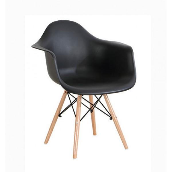 伊姆斯創意椅子塑料椅子家用商用現代電腦辦公椅
