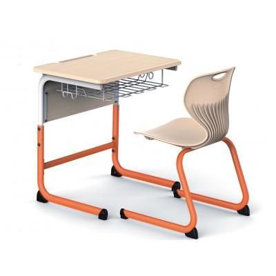 課桌椅中小學生多功能可調節高度書桌