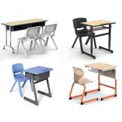 課室學生檯椅