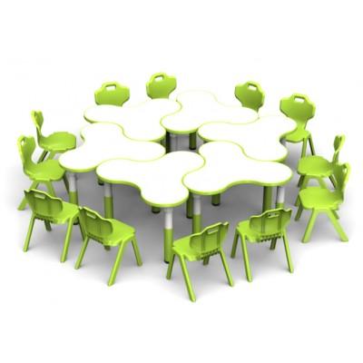學生桌/可拼桌