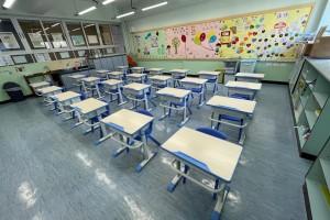 全新課室桌椅