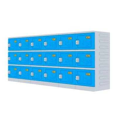 abs塑料更衣櫃小學生學校學生書包櫃教室儲物櫃班級收納櫃帶鎖