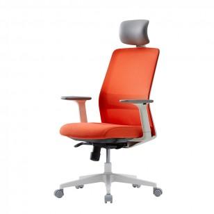 家用辦公電腦電競椅人體工學椅子升降轉椅護腰椅-T40
