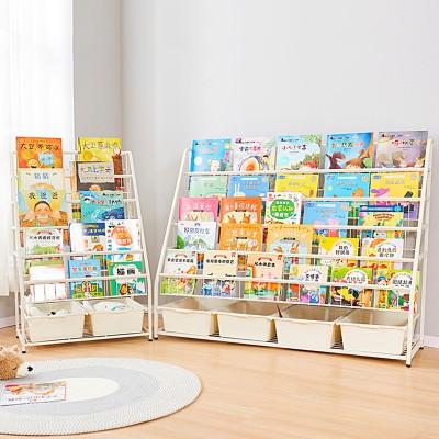 兒童書架繪本架