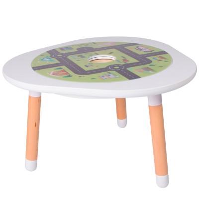 遊戲桌兒童多功能樂高玩具積木學習桌